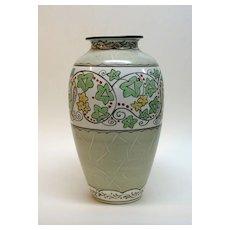 Large Royal Nippon Vase