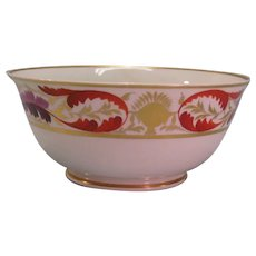 Derby Bowl ca. 1820