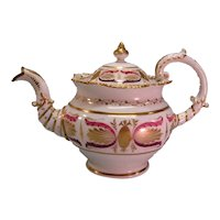 Grainger (Worcester) Teapot ca. 1825-30
