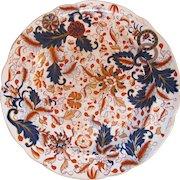 """Copeland & Garrett """"Stone China"""" Plate ca. 1840"""