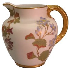 "Royal Worcester 4 ¼"" Pitcher ca. 1889"