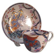 Spode Japan Pattern Cup and Saucer ca. 1815-1833