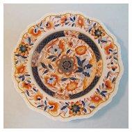 Stone China Soup Plate circa 1825