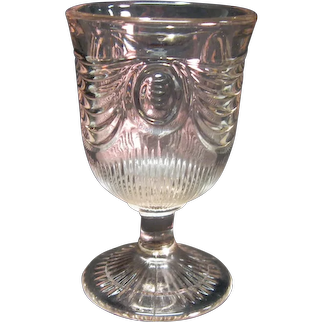 Lincoln Drape Egg Cup 1865-80