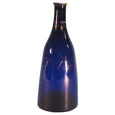 """Blown Glass """"Lisbon"""" Decanter ca. 1820"""