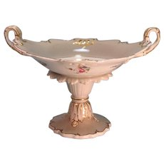 Large English Dessert Compote ca. 1845