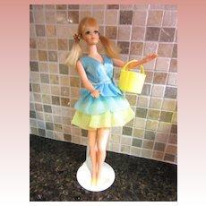 """Vintage Mod Barbie """"Dreamy Blues"""""""
