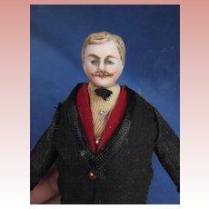 Antique Dollhouse Gentleman