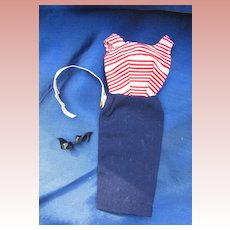 Vintage Barbie Cruise Stripes Complete