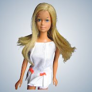 1971 Malibu Barbie with Tagged Outfit
