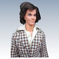 Vintage Mod Hair Ken in Original clothing