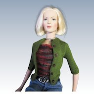 Tonner Tyler Wentworth Articulated Doll in Tagged Clothes