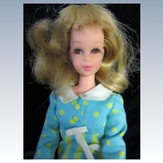 Mattel Francie Dressed in Tagged