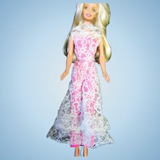 """Vintage Barbie Outfit """"Jump into Lace"""""""