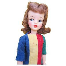 Vintage Ideal Tammy Doll wearing Original Clothes