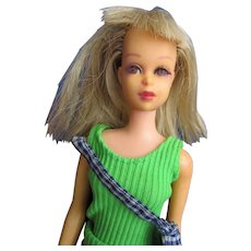 Vintage Mattel Francie with Extra Clothing