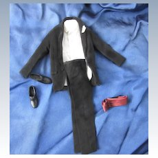 Vintage Tagged Ken Tuxedo outfit
