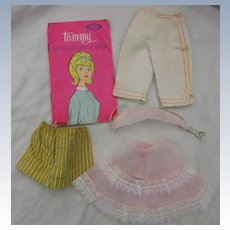 Vintage Extra Tagged Ideal Tammy and Family items