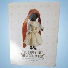 "Antique Doll Collector Book ""The Happy Life of a Collector"""