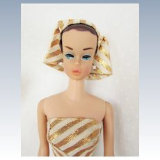 Vintage Mattel Fashion Queen Barbie with SS and Wigs