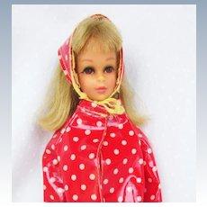 Vintage Mattel Francie in Vintage Mattel Outfit