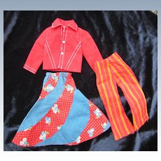 Vintage Mod Barbie Clothing