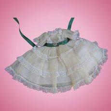 Madame Alexander Scarlett Dress for Storybook