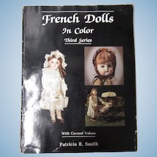 French Doll Identification Book