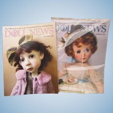 Two Doll News Magazines 2