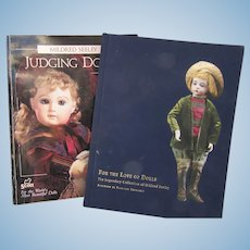Two Seeley Doll Guides on Judging and Collecting