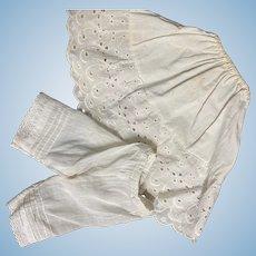 Antique Doll's Undergarments
