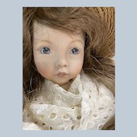 Shoulder Head of Effner doll