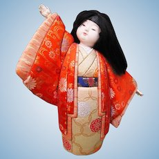 Interesting Japanese Doll in One Piece Body