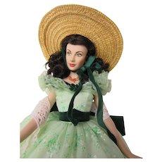 Vinyl Scarlett O'Hara in Original Box in BBQ dress
