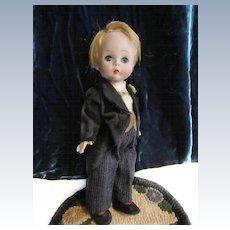 Vintage MA  Alexanderkins as a Groom