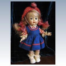 Vintage Nancy Anne Storybook Muffie
