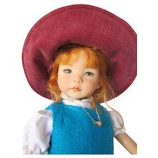 "Dianna Effner Vinyl Little Darlin"" in Box Studio Doll"