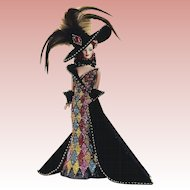 "Vintage Barbie in Bob Mackie ""Masquerade Ball"" NRFB"