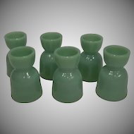 Fire King Jadeite Egg Cup- 3 available