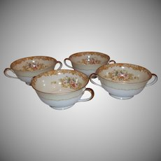 Noritake Cereus 615 Soup Cups – 12 Available
