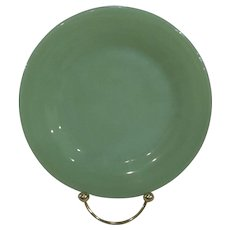 Fire King Jadeite Restaurant Ware Salad Plate