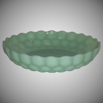 Fire King Jadeite Bubble Bowl 2 Available