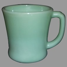 Fire King Jadeite D Handle Mug- 3 Available