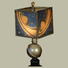 1933 Worlds Fair Saturn Lamp/ Sconce