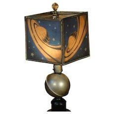 1933 Worlds Fair Saturn Lamp/ Sconce