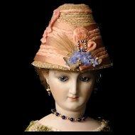 Straw French Fashion Hat