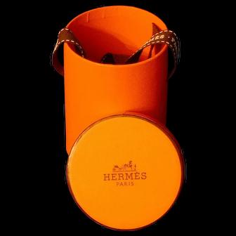 Small Vintage Hermes Box