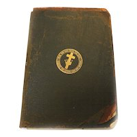 1916 Christian Science Complete Concordance With Scriptures MARY BAKER EDDY Pastor Volume