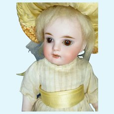 """8"""" All Bisque Doll"""