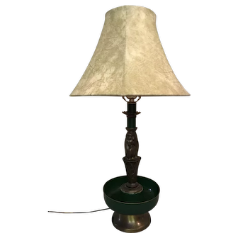 Deco Table Lamp from the 1920's